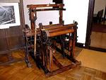桐生織物記念館 鹿内式織機