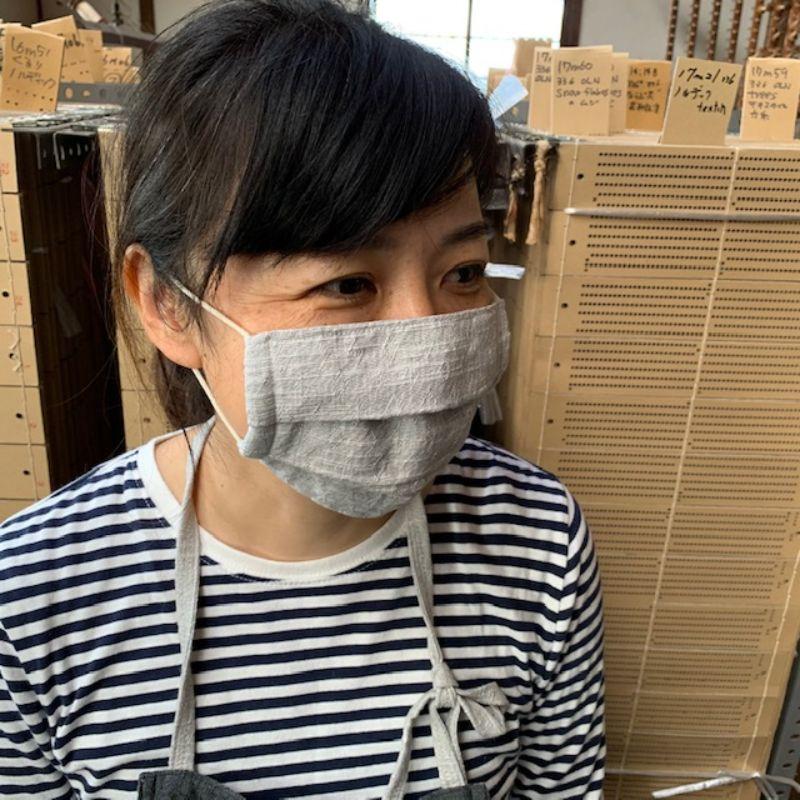 桐生整染商事マスク